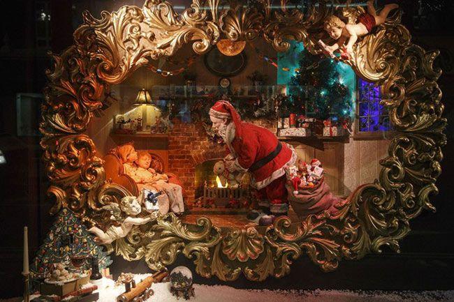 escaparate navidad fortun manson