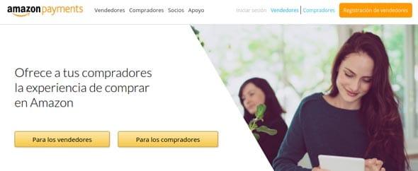 amazon payment método de pago
