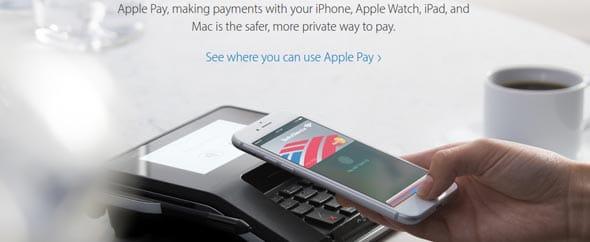 Apple Pay método de pago