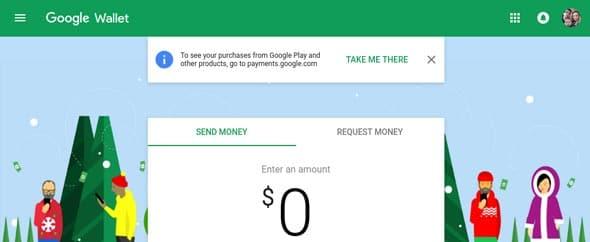 google wallet método de pago