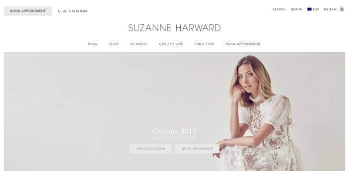 suzanne harward
