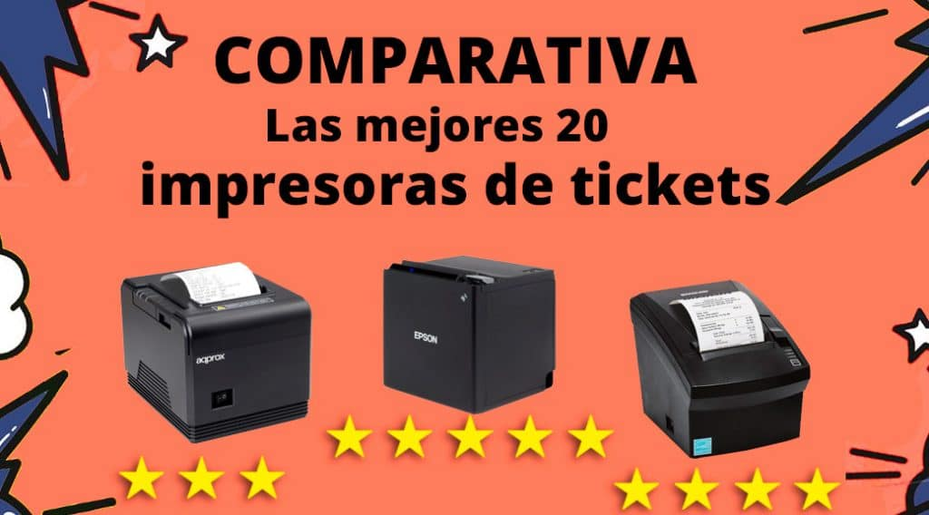 comparativa impresoras tickets
