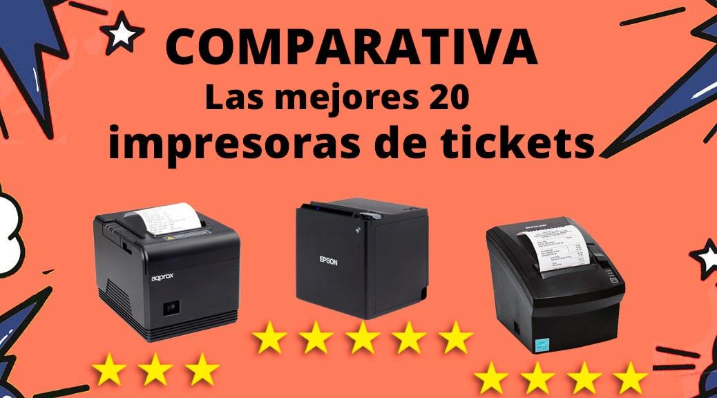 comparativa impresoras tickets