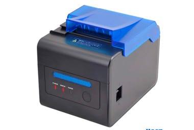 impresora tickets antisalpicaduras