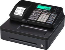 Casio SE-S100SB-BK-FIS GDPdU