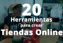 20 sitios para crear una tienda online